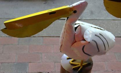 Pelican kitsch