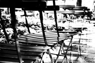 chairs Bryant Park