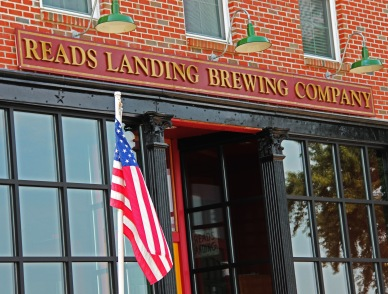 reads landing brewing