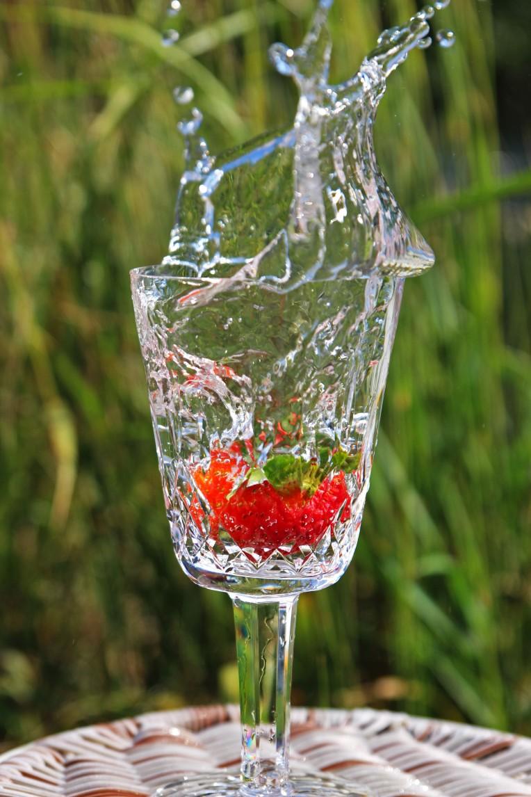 strawberry water best