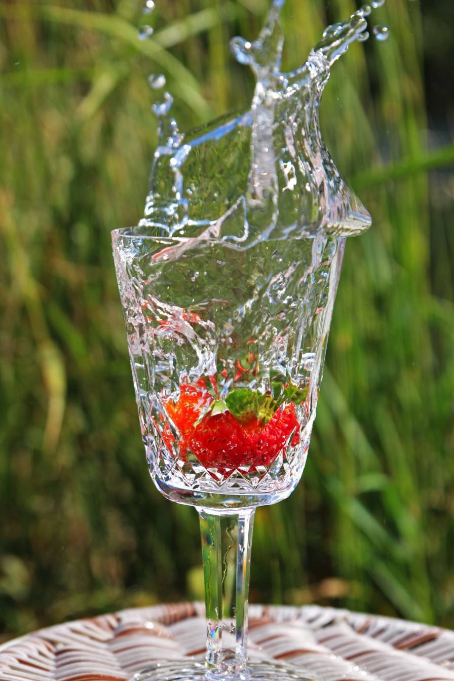 strawberry water best