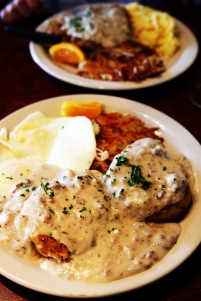 biscuiys and gravy