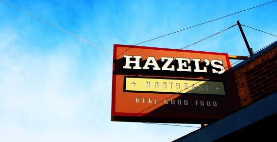 hazel's sign