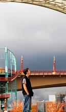 James storm clouds