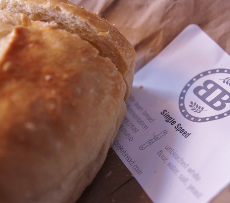 Brake Bread!