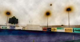 CHS Field overrun by aliens