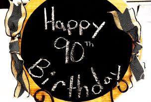 happy 90